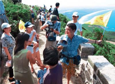 V. Новые «горячие точки» потребления — туризм и развлечения