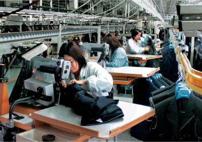 IV. Сегодня Китай еще не является «мировым производственным центром»
